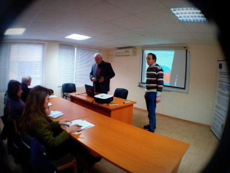 SPARTAK JSC held specialized training on the latest programs of qualification in the aerodynamics of fans